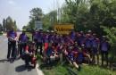 Biciklistička karavana prijateljstva stigla u Vukovar