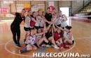 HOK Čapljina pobjednik odbojkaškog turnira za djevojčice u Mostaru