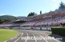 HŠK Zrinjski: Pogledajte koreografiju s početka utakmice