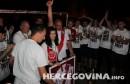 HŠK Zrinjski: Titula posvećena malom anđelu Luki Lovriću