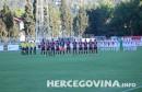 Nogometaši HŠK Zrinjski i FK Sarajevo minutom šutnje odali počast stradalim u današnjoj nesreći