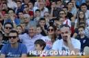 HŠK Zrinjski: Pogledajte kako je bilo na donjoj tribini na utakmici protiv Slobode
