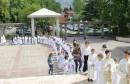 Mostar: Podijeljen sakrament Prve pričesti