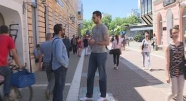 Robert Rikić iz Mostara najviši čovjek u regiji