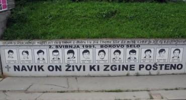 Sjećanje na žrtve Borova sela