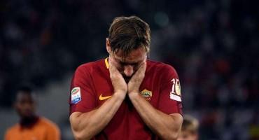 'Ce solo un capitano' (samo je jedan kapetan) : Francesco Totti