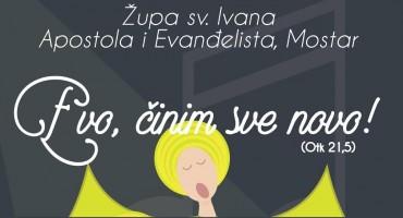 U Mostaru koncert duhovne glazbe 'Evo, činim sve novo'