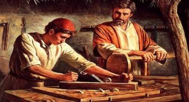 Davno prije Marxa radnik je u kršćanstvu bio častan ponajprije po Kristu: sv. Josip Radnik