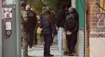 Masovno uhićenje članova bande MS-13 u Los Angelesu