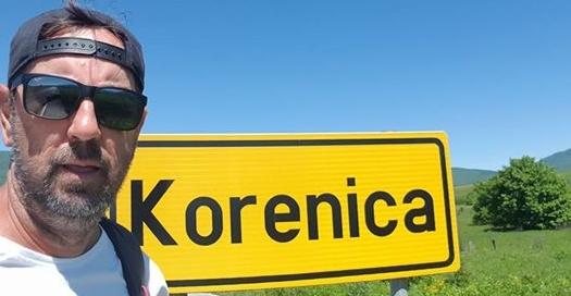 Hoda Hrvatskom da bi pomogao djeci, prikupio već 127 tisuća kuna