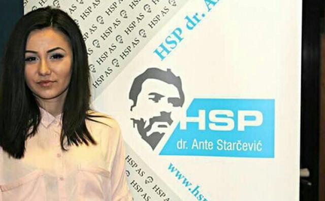 Ona igra stopera u nogometnom klubu i najmlađa je kandidatkinja za gradonačelnicu u Hrvatskoj!