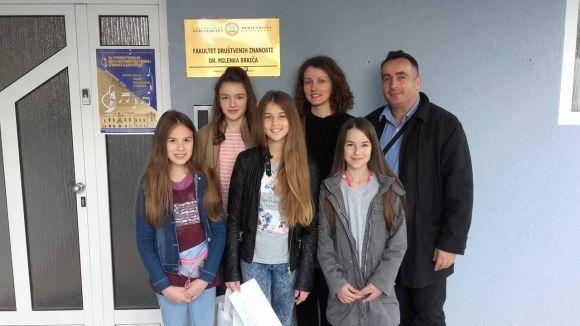 Glazbena škola u Livno donijela pregršt nagrada s dva natjecanja