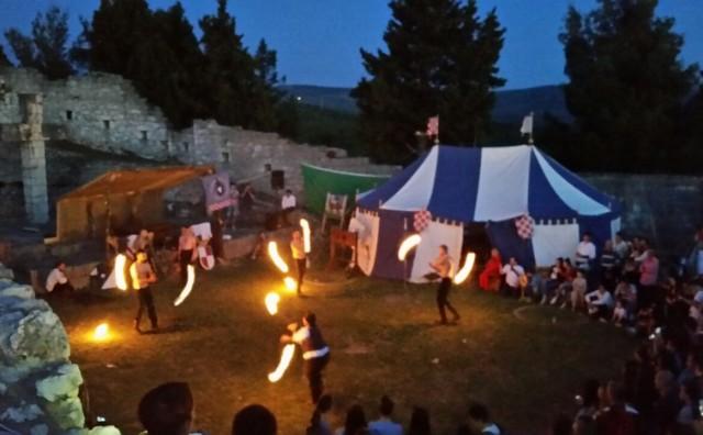 Srednjovjekovni sajam 'Stolačka tarča' 10. i 11. svibnja na starom gradu Vidoškom