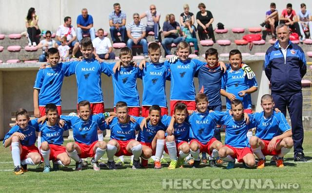 Pioniri i predpioniri Branitelja uvjerljivim pobjedama proslavili ulazak u prvu ligu