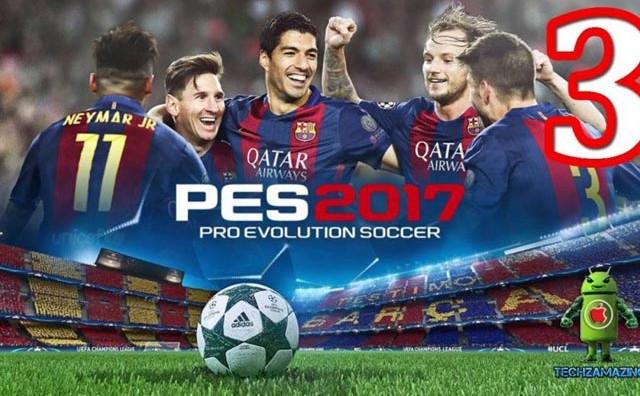 PES 2017 u mobilnom izdanju dostupan za Android i iOS