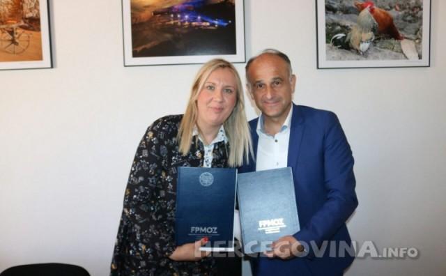 FPMOZ i JP Vjetrenica potpisali dugoročni sporazum o suradnji