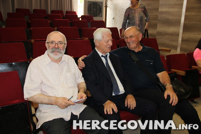 Mostar: Predstavljena 'Sabrana djela' Veselka Koromana