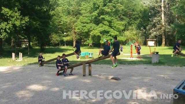 Mladi Plemići uspješni prvog dana 5. Ljetnog kupa u Sarajevu