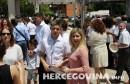 Mostar: Pogledajte kako je bilo jučer nakon Sakramenta Svete potvrde u Katedrali