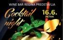 Restoran Wine Bar Regina Međugorje: U petak Cocktail night