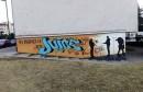 Uništen mural 113. brigade na Meterizama: 'Vidi se da autorima ovoga ništa nije sveto'