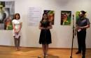 Publika u Galeriji Aluminij prošetala snovima ak. slikarice Stele Dumančić Čuturić