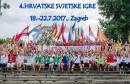 IV Hrvatske svjetske igre – najveće Igre do sada