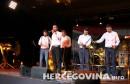 Sinovi Hercegovine oduševili na koncertu u Mostaru