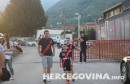 HMRK Zrinjski: Pogledajte kako je bilo ispred dvorane uoči završnice Kupa BiH