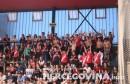 HMRK Zrinjski: Pogledajte kako je publika nosila Plemiće do pobjede