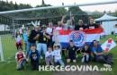 HŠK Zrinjski: Pogledajte radost navijača i nogometaša na terenu poslije utakmice protiv Slobode