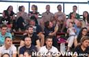 SKK Student: Pogledajte kako je bilo na tribinama na utakmici protiv Gruda