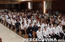 Mostar: Pečat dara Duha Svetoga primilo 78 krizmanika