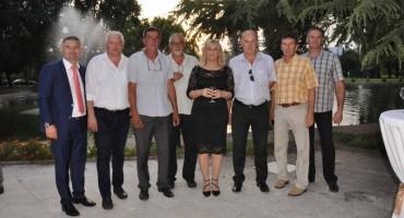 Izaslanstvo HVIDR-e na svečanom prijemu dana državnosti Republike Hrvatske
