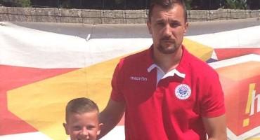 Dominik Šimić HNK Čapljina igrač dana !hej lige