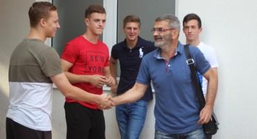 Blaž Slišković: Nadam se dolasku barem dva potvrđena i kvalitetna igrača