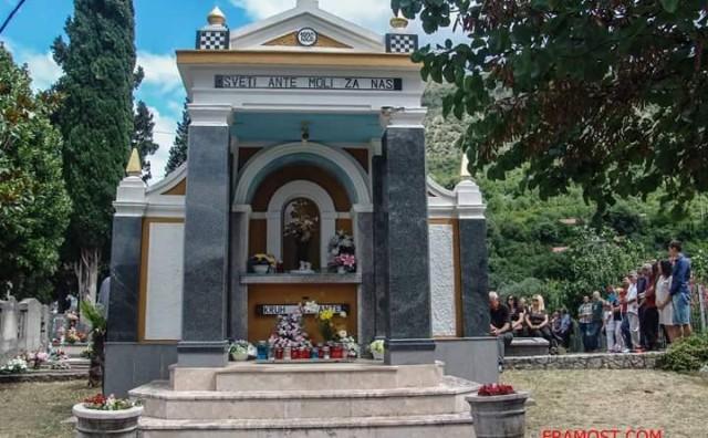 Mostar: Obavijest iz odbora Djevojačkog groblja kod sv. Ante