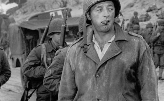 Heroj krvave plaže: Hrvat koji se borio s cigarom u ustima...