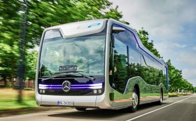 Mercedes kreirao autobus budućnosti