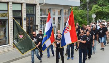 Ljubuški: Svečano obilježena 25. obljetnica PPN 'Ludvig Pavlović'