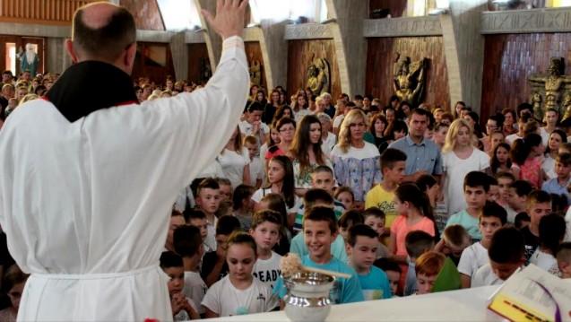 Blagdan svetih Petra i Pavla u Kočerinu