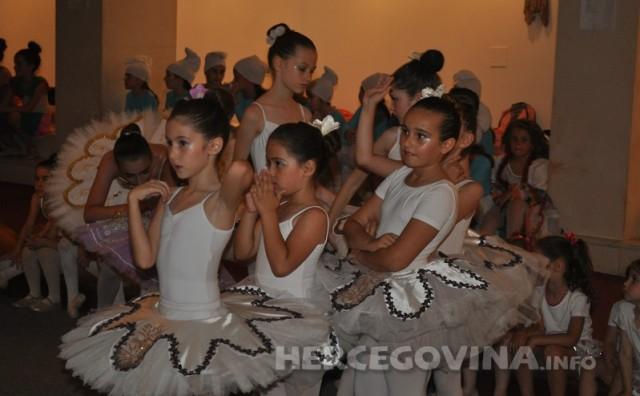 ŠPK Zrinjski: Održan plesni koncert 'Priča o Balerini', posvećen Lani Lovrić
