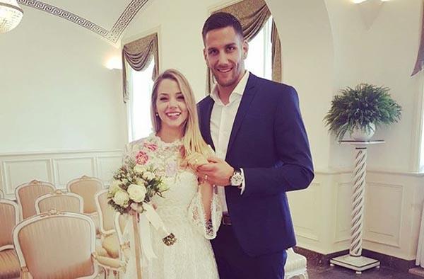 Hrvatski rukometaš vjenčao se u crkvi na Humcu