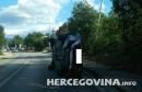 Mostar: Prometna nesreća u Pologu