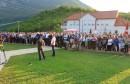 Otkriven spomenik poginulim Hrvatima općine Jablanica