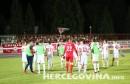 HŠK Zrinjski: Pogledajte kako su Ultrasi ispratili Plemiće nakon utakmice protiv Širokog