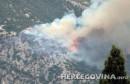 Uslijed udara groma vatra zahvatila brdo Orlac