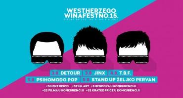 Imena glazbenih gostiju 15. West Herzegowina Festa