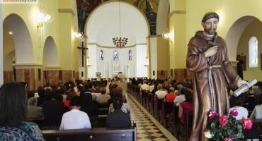 Započela devetnica sv. Nikoli Taveliću – otvorena samostanska knjižnica i izložba 'Put sandala svetog Nikole Tavelića'