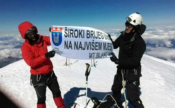 Hercegovci osvojili Mont Blanc